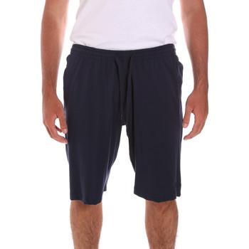 Υφασμάτινα Άνδρας Μαγιώ / shorts για την παραλία Key Up 2M942 0001 Μπλε