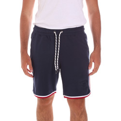 Υφασμάτινα Άνδρας Μαγιώ / shorts για την παραλία Key Up 2S65F 0001 Μπλε