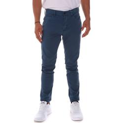 Υφασμάτινα Άνδρας Παντελόνια Antony Morato MMTR00340 FA800077 Μπλε