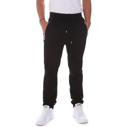 Υφασμάτινα Άνδρας Παντελόνια Key Up 2FS43 0001 Μαύρος