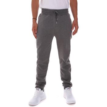 Υφασμάτινα Άνδρας Παντελόνια Key Up 2FS43 0001 Γκρί