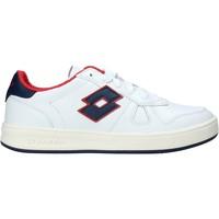 Παπούτσια Άνδρας Sneakers Lotto L58229 λευκό
