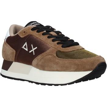 Παπούτσια Γυναίκα Χαμηλά Sneakers Sun68 Z41221 καφέ