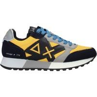 Παπούτσια Άνδρας Sneakers Sun68 Z41114 Κίτρινος