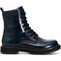 Παπούτσια Γυναίκα Μπότες Café Noir FA9000 Μπλε