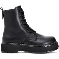 Παπούτσια Γυναίκα Μπότες Café Noir FF9000 Μαύρος