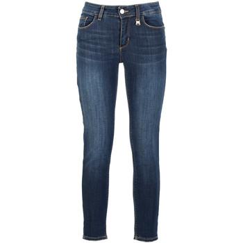 Υφασμάτινα Γυναίκα Skinny jeans Café Noir JJ3140 Μπλε