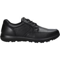 Παπούτσια Άνδρας Derby Enval 8210100 Μαύρος