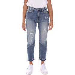 Υφασμάτινα Γυναίκα Jeans Fracomina FP21WV9001D401O1 Μπλε