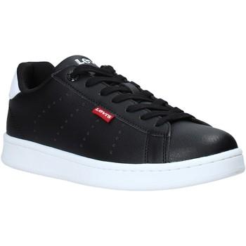Παπούτσια Παιδί Χαμηλά Sneakers Levi's VAVE0011S Μαύρος
