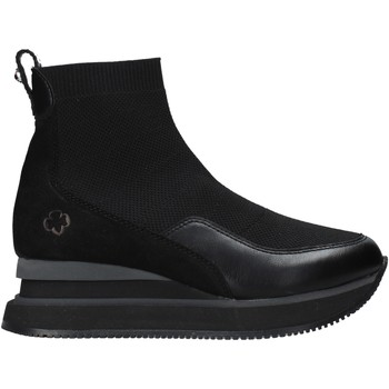 Παπούτσια Γυναίκα Μπότες Apepazza F1MIDHIGH01/SOC Μαύρος
