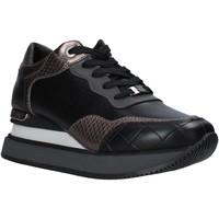 Παπούτσια Γυναίκα Χαμηλά Sneakers Apepazza F1MIDHIGH07/LEA Μαύρος