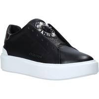Παπούτσια Γυναίκα Χαμηλά Sneakers Apepazza F1PIMP05/LEA Μαύρος