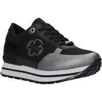 Παπούτσια Γυναίκα Χαμηλά Sneakers Apepazza F1RSD16/NYL Μαύρος
