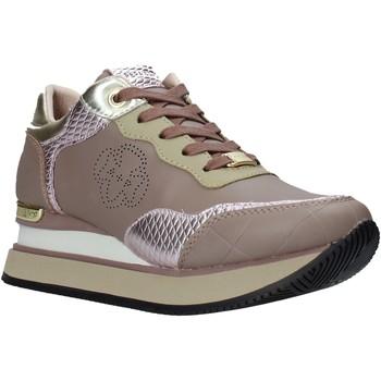 Παπούτσια Γυναίκα Χαμηλά Sneakers Apepazza F1MIDHIGH07/LEA καφέ
