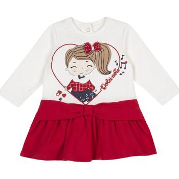 Υφασμάτινα Κορίτσι Κοντά Φορέματα Chicco 09003962000000 το κόκκινο