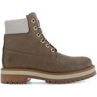 Παπούτσια Γυναίκα Μπότες Lumberjack SW50501 006 D01 Γκρί