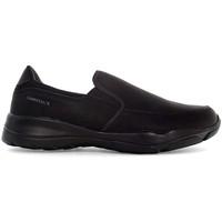Παπούτσια Άνδρας Slip on Lumberjack SMA9402 002 S01 Μαύρος