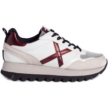 Παπούτσια Γυναίκα Χαμηλά Sneakers Munich 8765022 λευκό