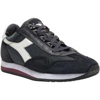 Παπούτσια Άνδρας Χαμηλά Sneakers Diadora 201174736 Μαύρος