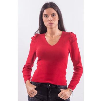 Υφασμάτινα Γυναίκα Φούτερ Fracomina FR21WT7060K45901 το κόκκινο