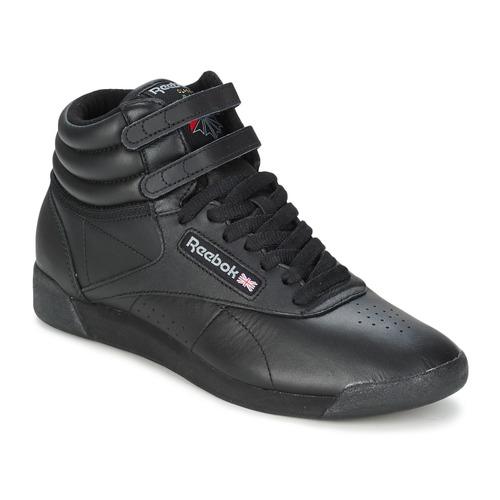 Παπούτσια Ψηλά Sneakers Reebok Classic FREESTYLE HI Black