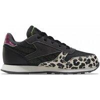 Παπούτσια Χαμηλά Sneakers Reebok Sport Wonder Woman Classic Leather MU GS Q46340 Black