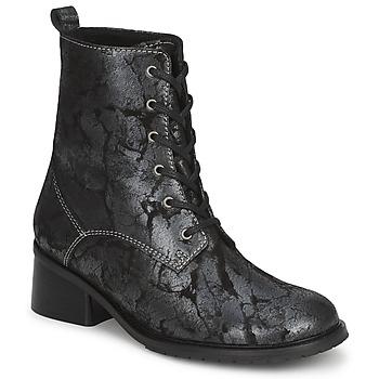 Παπούτσια Γυναίκα Μπότες Tiggers ROMA Black