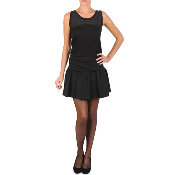 Υφασμάτινα Γυναίκα Φούστες Manoush JUPE MERINGUE Black