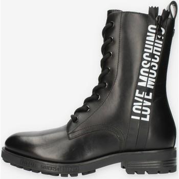 Παπούτσια Γυναίκα Μπότες Love Moschino JA24184G0DIA0 Black