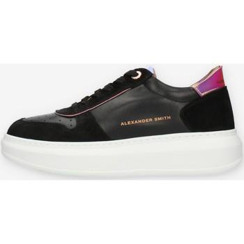 Παπούτσια Γυναίκα Χαμηλά Sneakers Alexander Smith L116711 Black