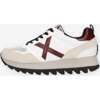 Παπούτσια Γυναίκα Χαμηλά Sneakers Munich 8765022 Άσπρο