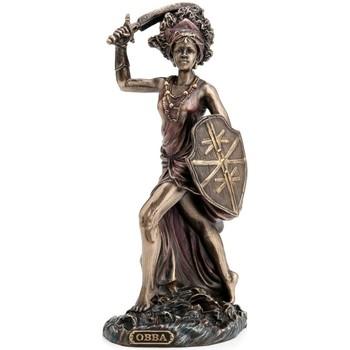 Σπίτι Αγαλματίδια και  Signes Grimalt Σχήμα Orisha Obba Crudo
