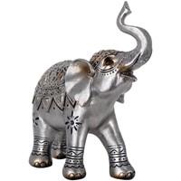 Σπίτι Αγαλματίδια και  Signes Grimalt Σχήμα Ελέφαντα Plateado