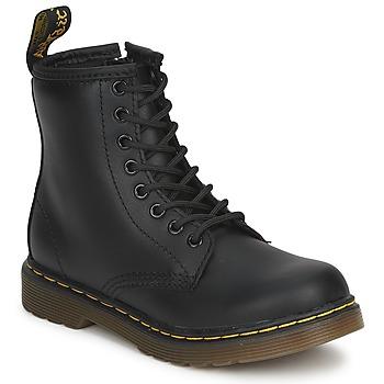 Παπούτσια Παιδί Μπότες Dr Martens DM J BOOT Black