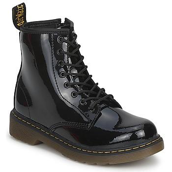 Παπούτσια Κορίτσι Μπότες Dr Martens DELANEY Black