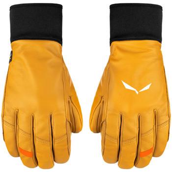 Αξεσουάρ Γάντια Salewa Full Leather Glove 27288-2501 orange