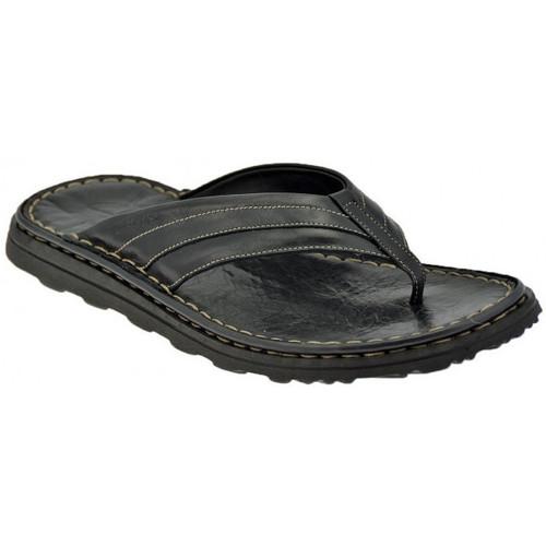 Παπούτσια Άνδρας Σαγιονάρες Clarks  Black
