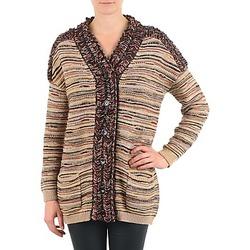 Υφασμάτινα Γυναίκα Μπουφάν / Ζακέτες Antik Batik WAYNE Beige