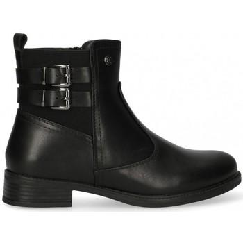 Παπούτσια Γυναίκα Μποτίνια Etika 55095 black