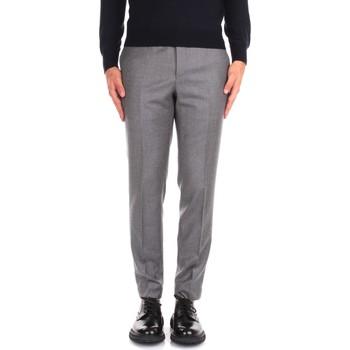Υφασμάτινα Άνδρας Παντελόνια κοστουμιού Incotex ZR851Z 1645T Grey