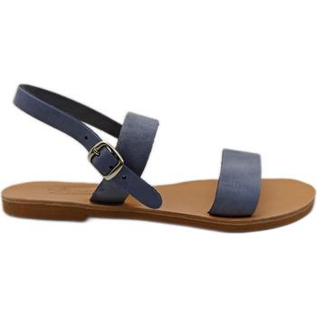 Παπούτσια Γυναίκα Σανδάλια / Πέδιλα Emmanuela Handcrafted For You Flat πέδιλα