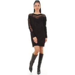 Υφασμάτινα Γυναίκα Κοντά Φορέματα Relish 8585291 Nero