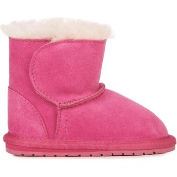 Παπούτσια Παιδί Μπότες EMU Toddle Ροζ