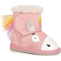 Παπούτσια Παιδί σαγιονάρες EMU Magical Unicorn Walker Ροζ