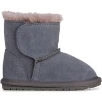 Παπούτσια Παιδί Μπότες EMU Toddle Charcoal