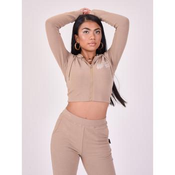 Υφασμάτινα Γυναίκα Σακάκια Project X Paris  Brown