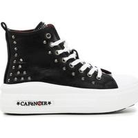 Παπούτσια Γυναίκα Ψηλά Sneakers Café Noir DM9230 Μαύρος