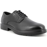 Παπούτσια Άνδρας Derby IgI&CO 8100300 Μαύρος