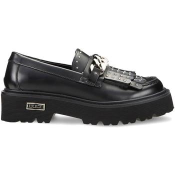 Παπούτσια Γυναίκα Μοκασσίνια Cult CLW319402 Μαύρος